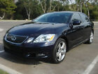2007 Lexus GS  Lexus GS 2007 BLUE; GREAT CONDITON