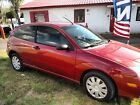 2005 Ford Focus  2005 Ford Focus ZX3 Hatchback (Florida Car), 5 spd standard, 4 cyl,