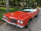 1975 Oldsmobile Eighty-Eight  1975 Delta 88 convertible NOT RESTORED but lots of new stuff! Fun to drive!