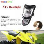 Clear OEM  Headlight Assembly For Suzuki ATV QUADSPORT LT-Z400 LT-Z400Z 03-08