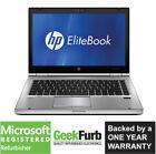 HP EliteBook 8460p Intel i5-2520M 2.50Ghz 4GB RAM 320GB HDD Win 10 Home DVD-RAM