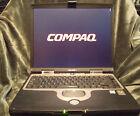 """COMPAQ EVO N180 15"""" 1GHz 20GB 768MB Windows XP WiFi Card"""