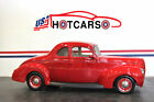 Ford Coupe  1939 Ford Coupe Featuring a ZZ4, Overdrive, Air Conditioning & Leather Interior!