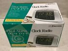 Emerson (CK5051) Dual Alarm Clock AM / FM Radio With Snooze