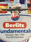 Berlitz Cds- German, Italian, French & Spanish