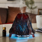 Air Purifier& Ioniser Silent Cleanser Ionizer Filter Freshner Volcanic Shape