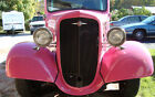1936 Chevrolet Other Pickups  1936 CUSTOM PRO STREET CHEVROLET Rare Low Cab Pick-up - PRICE LOWERED!