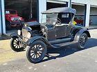 Model T -- 1927 Ford Model T  100 Miles Black