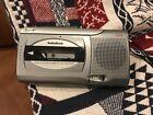 Radio Shack CTR-123 Voice Activated Cassette Tape Recorder, Cat. No.14-1130 vox