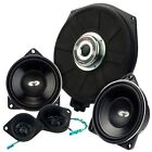 CDT Audio Set42 Compo-Speaker + Subwoofer for BMW & Mini E6X E7X E83 E89 F0X R6X
