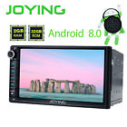 New Android 8.0 System OCTA CORE Car Radio GPS HD 7 INCH Double 2 DIN Head Unit