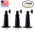 3 Pack Metal Security Wall Mount for Arlo or Pro Camera Adjustable Outdoor Cam