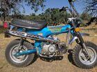 1973 Honda CT  motorcycle