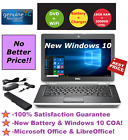 DELL LATITUDE E6430 LAPTOP WINDOWS 10 WIN DVD+RW INTEL i5 2.6GHz 16GB 2TB HDMI