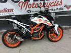 2017 KTM DUKE  KTM MOTORCYCLE 390 DUKE
