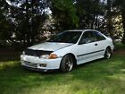 1993 Honda Civic EX 1993 Honda Civic EX Coupe EJ1 - B Series EG