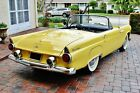 1955 Ford Thunderbird Convertible Hard & Soft Top Absolutely Gorgeous Power Steering New Soft Top 292 V8 Automatic just simply beautiful! hard top car