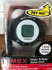FUNNY Timex Shake N Wake Alarm Clock Night Light
