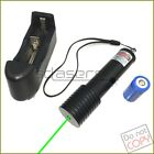 G002 532nm Fixed Focus Green Laser Pointer Visible Laser Beam & Battery& Charger