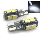 FITS SKODA FABIA OCTAVIA SUPERB 2X WHITE 9 LED SIDE LIGHT W5W T10 501 SJSR1017W