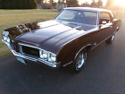 1970 Oldsmobile Cutlass SX W-32 X W-32 Numbers Matching 1 owner 32k Documented OG Miles Near Mint Time Capsule.