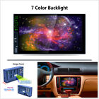 """7""""  HD MP5 Player Wifi Connect GPS Navigation Mirror Link AM/FM/RDS Radio Tuner"""