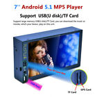 """7"""" Touch Screen Car MP5 Player 5.1 Bluetooth Mp5 Player Wifi GPS Android system"""