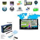 """7"""" 2 Din Android 5.1 Touch Screen Car Mp5 Player GPS Navigation Wifi FM/AM/RDS"""