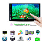 """7"""" 2 Din Android 5.1 4 Core Car Mp5 Player Wifi GPS Navigation w/Maps FM/AM/RDS"""