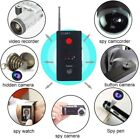 Wireless Hidden Camera GSM Audio Bug Finder GPS Signal Lens RF Tracker