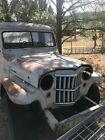 1954 Willys  willys jeep pickup truck 1954