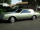 1985 Buick Riviera Classic Collector Coupe Car Low Miles 1985 Buick Riveria
