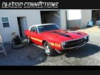 Mustang GT-500 1970 Ford Mustang GT-500 900 Miles Red  428cj 4 Speed