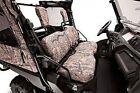 14-17 HONDA PIONEER 700 2014 2P 4P CAMO FRONT SEAT HEADREST COVERS 0SP32-HL3-201