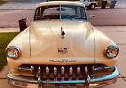 1951 DeSoto 4-door Custom Sedan  1951 De Soto 4-door Custom Sedan