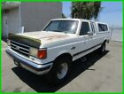 Ford F-250  1989 Ford F250 Used 5.8L V8 16V No Reserve
