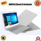 "14"" Jumper EZbook X4 Silver 4+128GB Laptop Gemini Lake N4100+Back Light Keyboard"