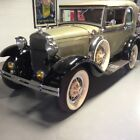 1931 Ford Model A  1931 Ford Model A 400 Convertible Sedan