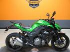 Kawasaki Z1000  2015 Kawasaki Z1000 ZR1000GF (ABS) - 2,290 Miles - Golden Blazed Green/Black