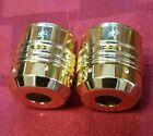 2 lot of Brass Monkee RDA - Gold Finish -Vape-