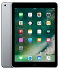 "Apple iPad 5th Generation Space Gray 32GB 2017  9.7"" Display WiFi Tablet NO"