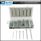 150 Piece Large Size Cotter Pin Assortment Pack w/ Storage Case New