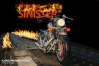 1999 Custom Built Motorcycles Confederate  Nicolas Cage Confederate Hellcat Gone in Sixty Seconds Harley Custom pro touring