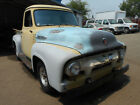 1954 Ford F-100  1954 Ford F-100 short bed pick up