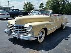 Other -- 1947 Cadillac Series 62  7359 Miles Lotus Cream