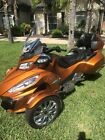 2014 Can-Am  Can Am Spider Limited with 924 miles bought it new one oner