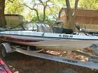 Champion FIsh and Ski boat 19 Ft and trailer