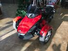 2008 Can-Am Spyder RS  2008 Can-Am SPYDER RS