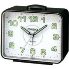Casio TQ218-1B Table Top Travel Alarm Clock