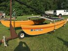 Hobie 16 with trailer